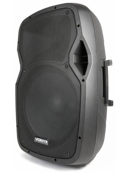 Vonyx AP1500ABT MP3 Hi-End Actieve Speaker 15