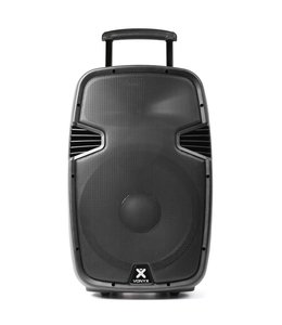 "Vonyx SPJ-PA915 Mobiele speaker met Accu UHF/usb/mp3  ABS 15"""