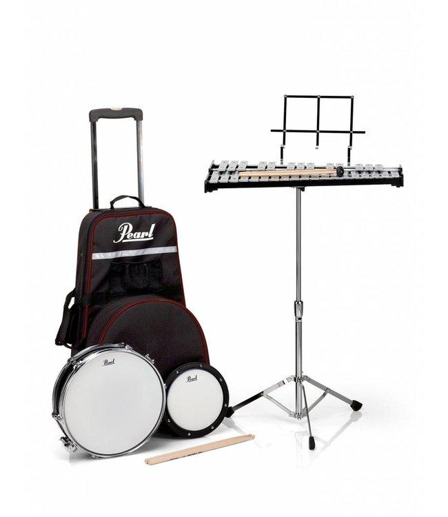Pearl PL-900C Glockenspiel, Snare-Drum und Übungspad