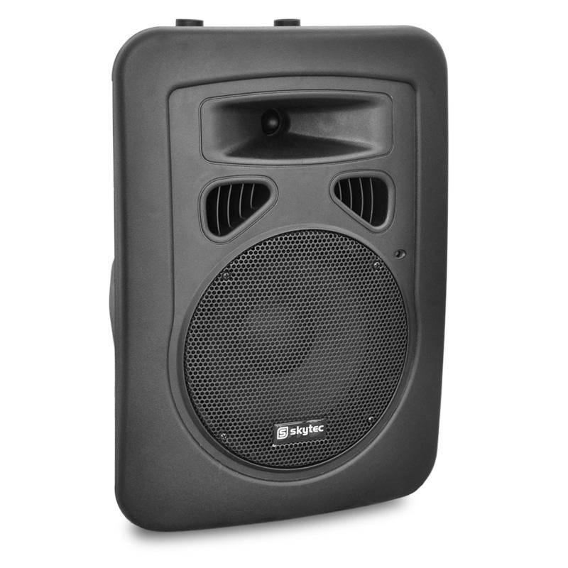 "Skytec SP800A ABS Actieve PA speaker 8"" 200W 170.310"