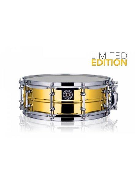 Drum Gear  Gear drum snare drum Gold Chromesteel 14''x5 '' Limited Edition S1450LTD