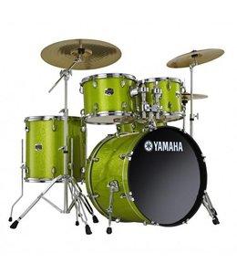 Yamaha Drumkit GM0F52 Gigmaker WHITE GRAPE GLITTER