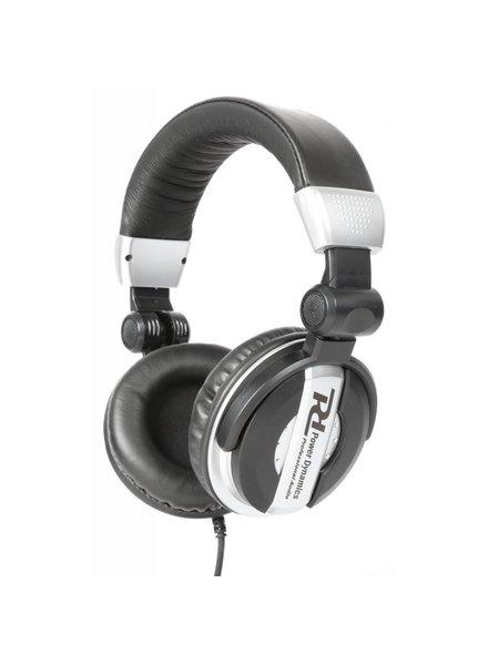 PD Power Dynamics PH200 DJ koptelefoon Zilver