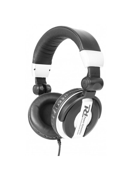 PD Power Dynamics PH200 DJ Headphones White