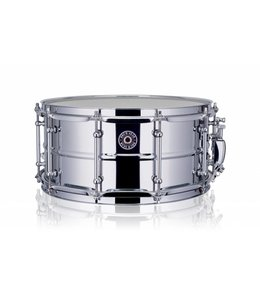 "Drum Gear  snaredrum SnareWorks chrome steel 14 x 6.5"" DGS_S1465"