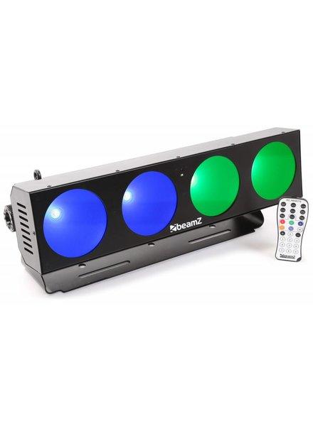 Beamz LUCID 1.4 4x 10W COB LED's