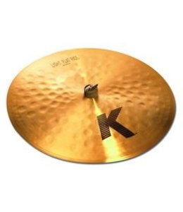 "Zildjian Ride, K , 20"", Light Flat Ride, traditional"