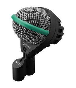 AKG D112 MKII bassdrum microfoon met flexibele Mount