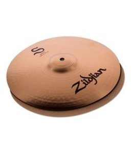 "Zildjian Hi-hat, S Family, 14"", brilliant"