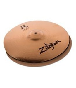 "Zildjian Hi-hat, S Family, 14"", Rock Hats, brilliant"