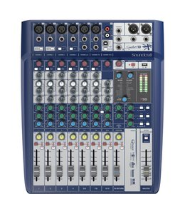 Soundcraft Sound Signature 10 analog Mixer