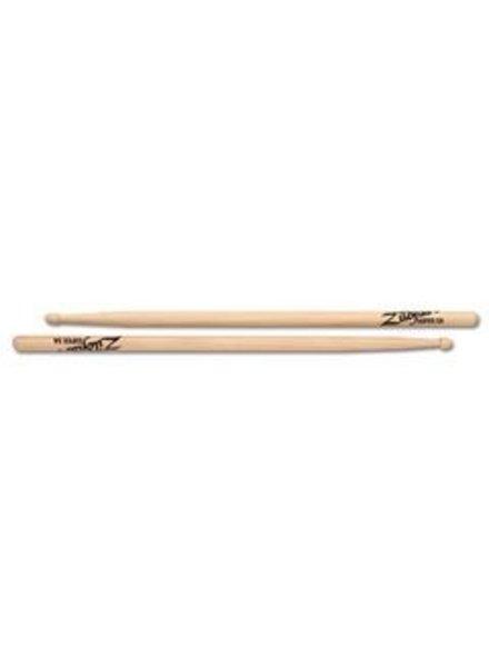 Zildjian Drumsticks, Hickory Wood Tip series, Super 5A, natural