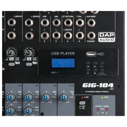 DAP audio pro DAP Audio MP3 USB play module for GIG D2290