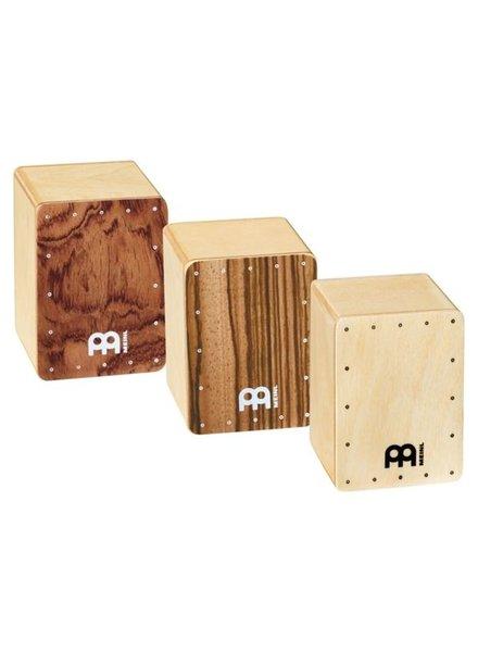 Meinl SH50-set mini cajon compact shaker