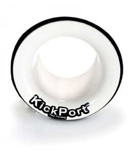 Kickport KP2_WH  wit demping control bass booster