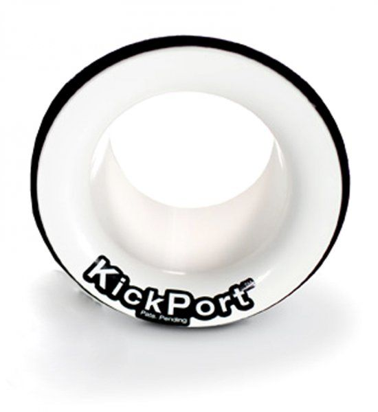 Kickport  KP2_SS SILVER SAND damping control bass booster