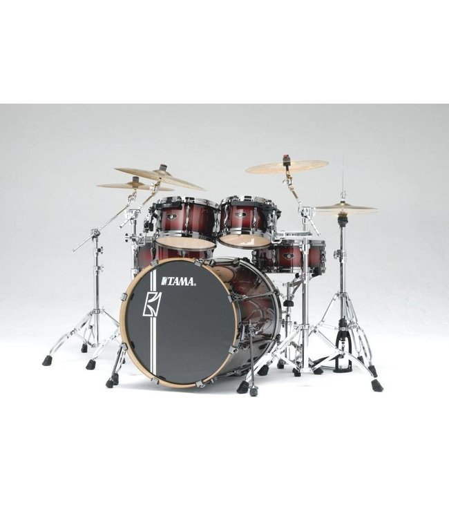 Tama  SUPERSTAR SL52HXZB5-RTB  CUSTOM HYPER-DRIVE - RED TITANIUM BURST