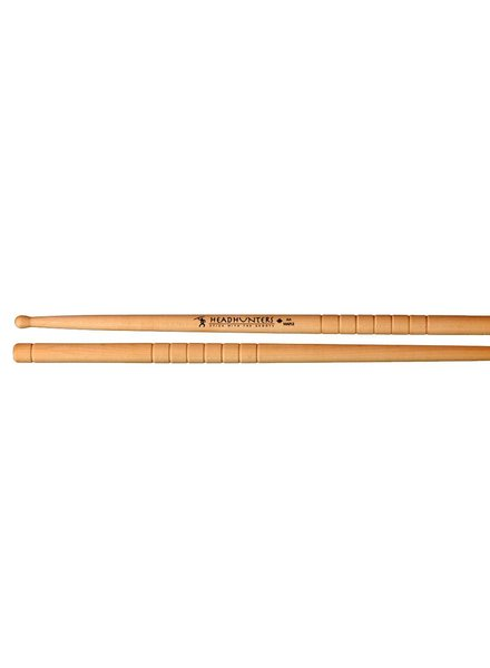 Headhunters drumsticks HM-AA maple Holztip A groove