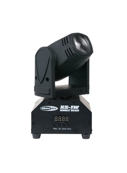 Showtec Moving Head XS-1W weißer Lichtstrahl
