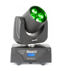 Beamz Professional Razor500 Moving Head met Roterende lenzen demo model