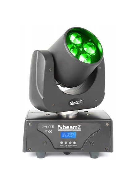 Beamz Professionelle Razor500 Moving Head mit rotierenden Linsen Demo-Modell
