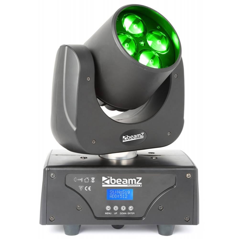 Beamz  Professional Razor500 Moving Head with rotating lenses demo model