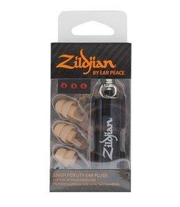 Zildjian Ear protection, HD earplugs, light, (pair)