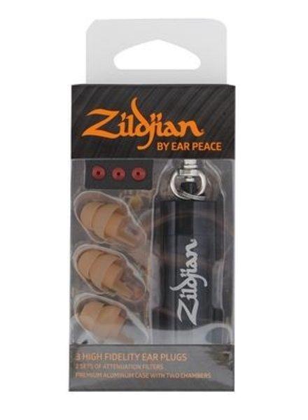 Zildjian HD Farbe Ohrstöpsel (Paar) ZIZPLUGST