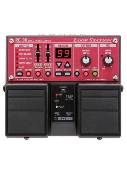 Boss RC30 loopmachine loop station
