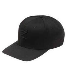 Zildjian Baseball cap, black, black logo, flexfit