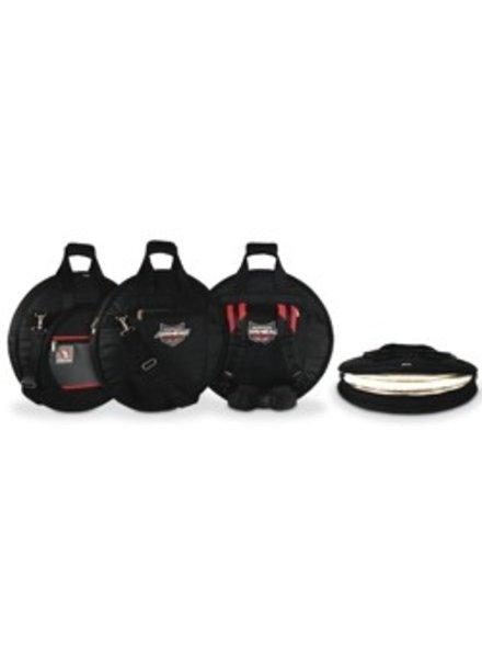"Ahead Armor Cases AR6023RS 24"" cymbal Silo cymbal bag case"