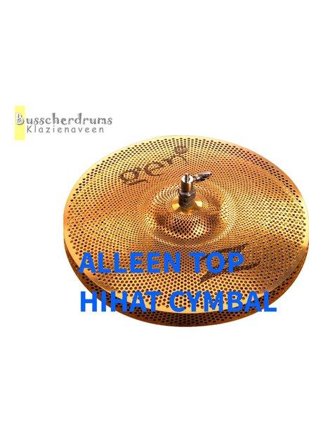 """Zildjian Gen16 Buffed Bronze 14 """"Hallo-Hat Cymbal Top ZIG1614HT"""