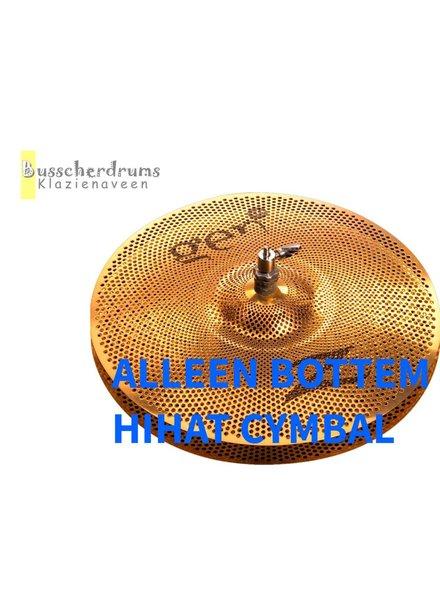 """Zildjian Gen16 Buffed Bronze 14 """"Hi-Hat Bottom: Under Basin alone!"""