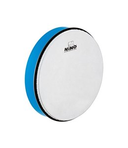 "Meinl NINO hand drum NINO6SB abs hand drum 12 ""blue incl. Wand"