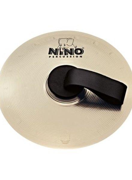 "Meinl Nino Percussion NINO NINO-NS305 CYMBAL 12 ""NICKEL SILVER"