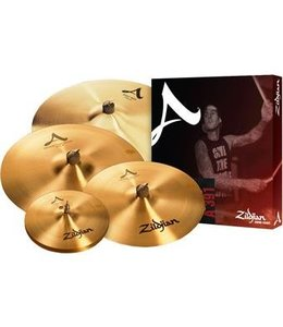 Zildjian A 391 Box set bekkenset   14hh 16 18 21 sweet ride