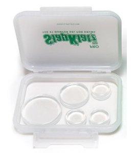 Slapklatz PRO SLAP PRO-CL clear damping pads gel 10 stuks