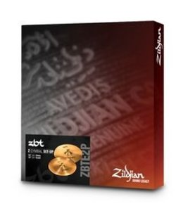 Zildjian Cymbal set, ZBT, Expander Cymbal Pack, 18Cr/18Ch