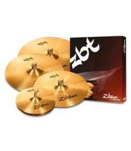 Zildjian Cymbal set, ZBT, 5 Cymbal Pack, 14H/16+18Cr/20R