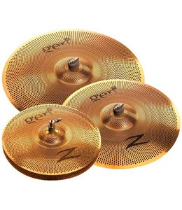 Zildjian Gen16 Buffed Bronze Set G16BS2DS