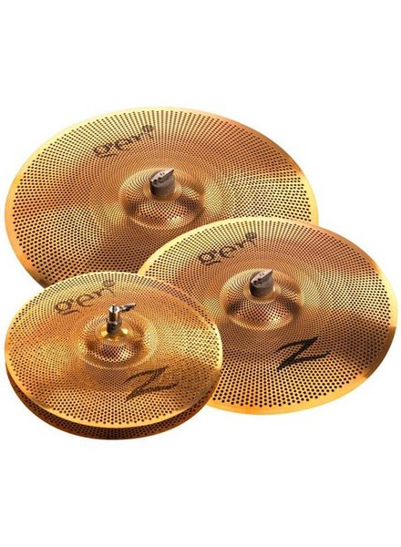Zildjian Gen16 Buffed Bronze Set G16BS2DS