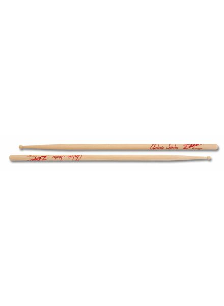 Zildjian Drumsticks, Artist series, Antonio Sanchez, wood tip, natural