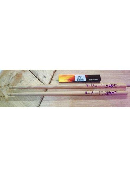Zildjian Drumsticks, Artist Series, Hans Eijkenaar, wood tip, natural