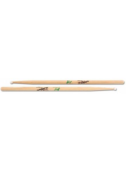 Zildjian drumsticks Asks Artist Series, Kozo Suganuma, White Nylontip, natural color ZIASKS
