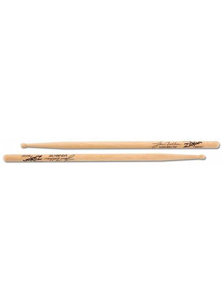 Zildjian drumsticks ZIASLB Artist series, Louie Bellson, Wood Tip, natural color
