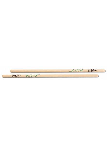 Zildjian ASLC  drumsticks timbale Artist Series Luis Conte, Hickory, natural color (12 pieces) ZIASLC