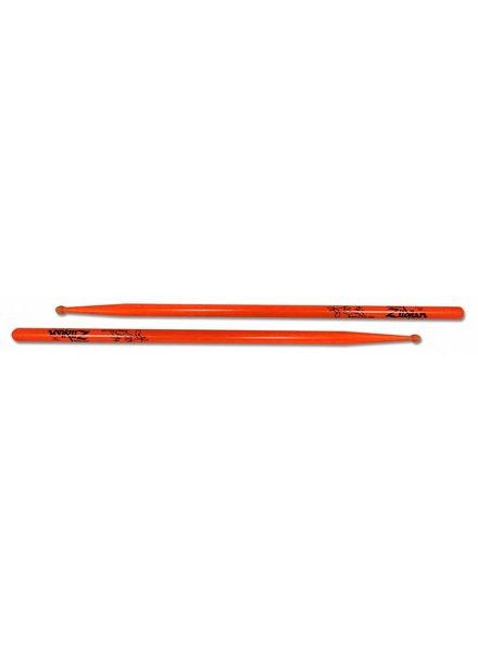 Zildjian drumsticks ASRB Artist Series, Ronald Bruner Jr., wood tip, orange ZIASRB