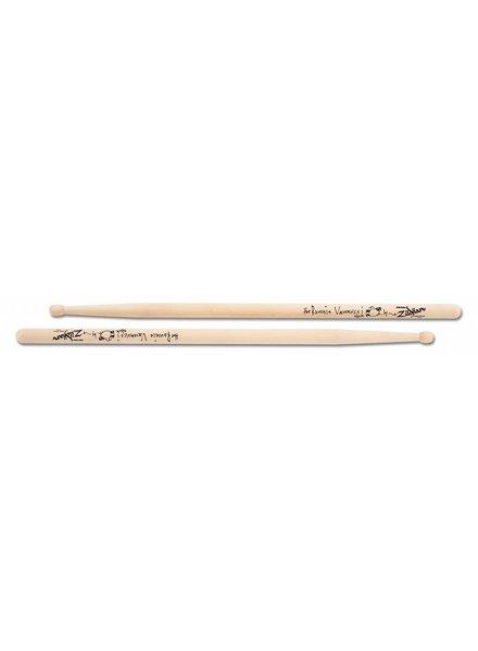 Zildjian drumsticks ASRV Artist Series, Ronnie Vannucci, Maple, Wood Tip, natural color ZIASRV