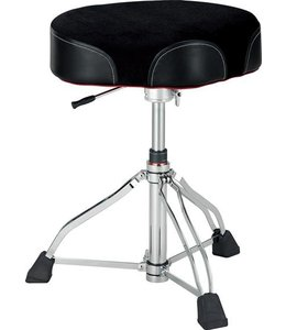 Tama HT750BC Premium Cloth-Top Ergo Rider w/Hydraulix Drum Throne