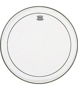 "REMO PS-1324-00 Klar Pinstripe 24 Zoll, 24 ""Bass-Drum-Haut"